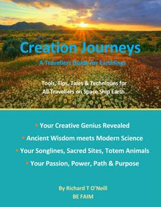 Creation Journeys – The Book